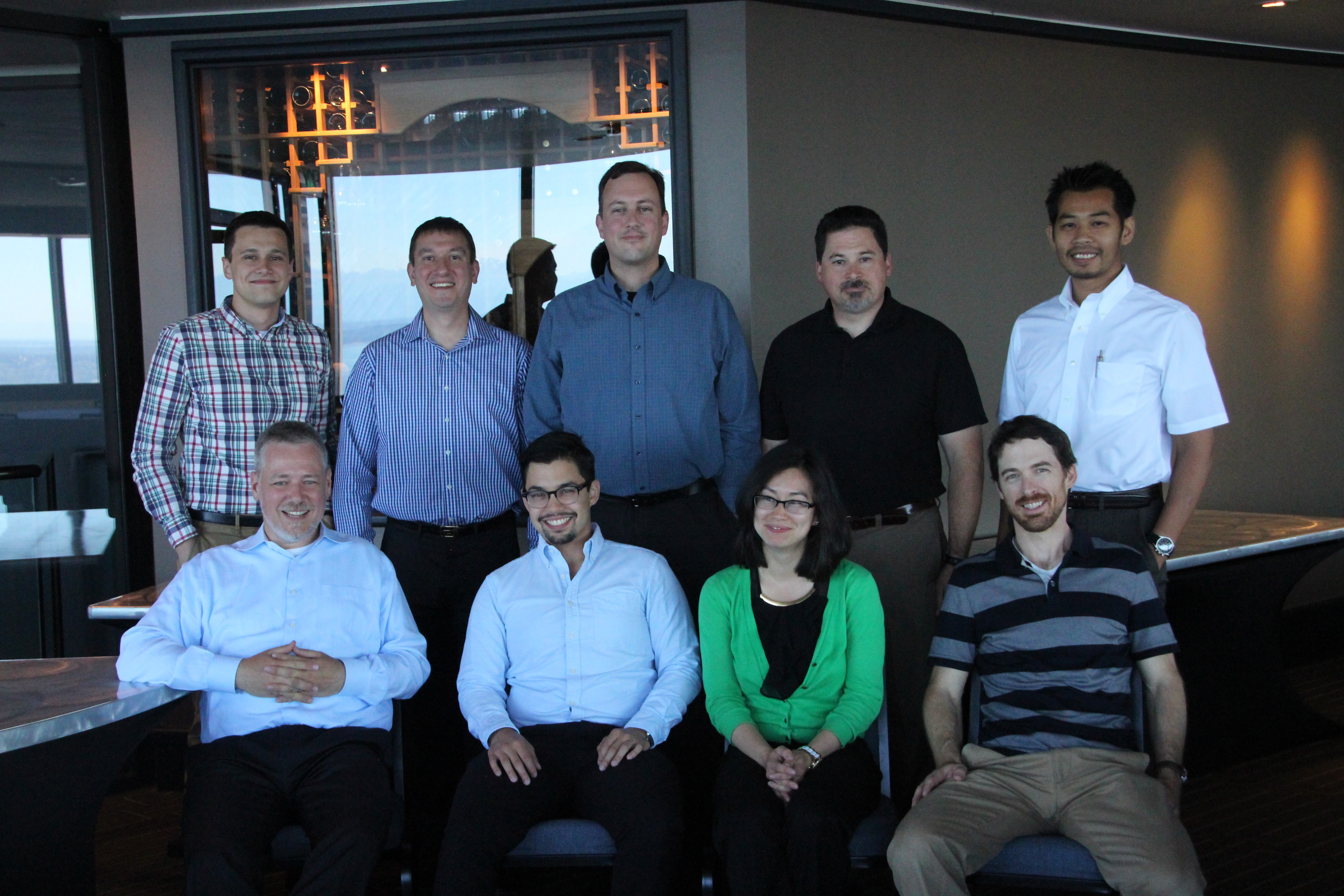 Image of WSI Team